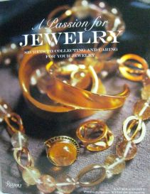 a sumptuous coffee table book all about glorious jewels!
